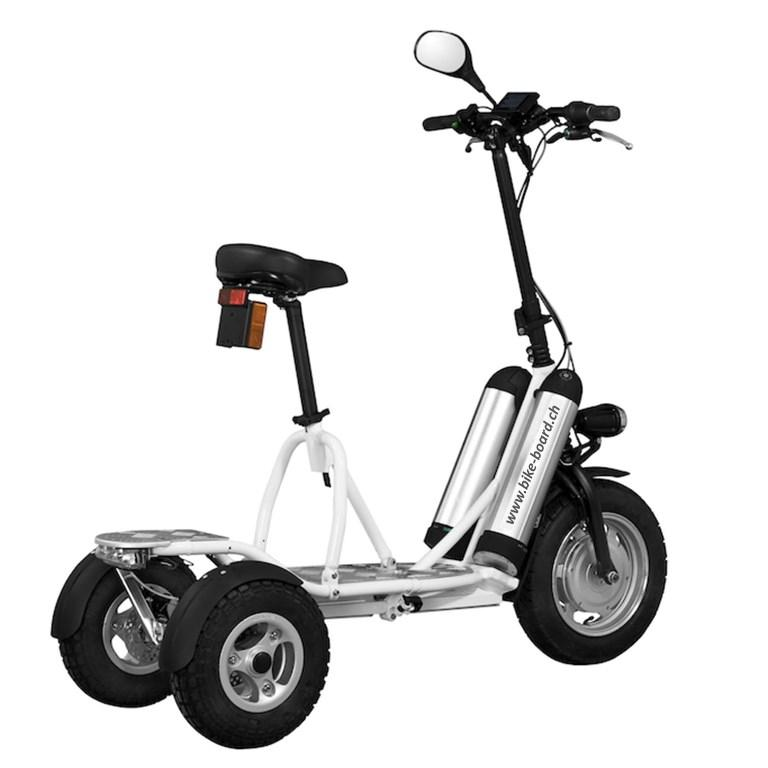 ebikeboard allrounder a720 elektro scooter ebike bikeboard lupfig. Black Bedroom Furniture Sets. Home Design Ideas